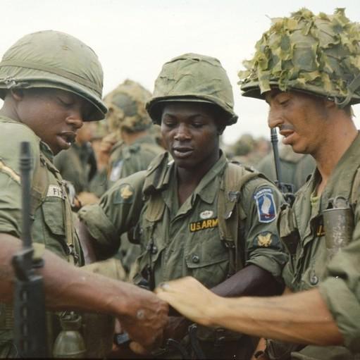 Gear Of The Vietnam War
