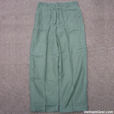 Army Utility Trousers
