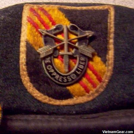 5th Special Forces Beret