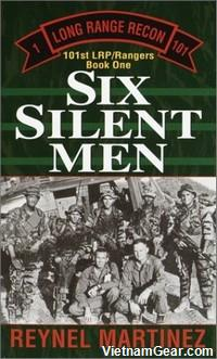 Six Silent Men - Book 1 by Reynel Martinez