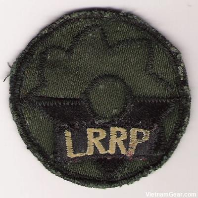 9th Infantry Division LRRP