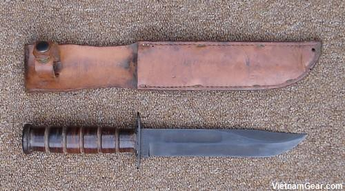Marine Corps Ka-Bar Knife