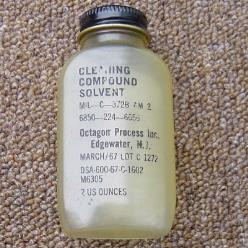 Cleaning Compound Solvent