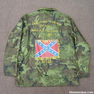 Confederate States Army Tour Jacket