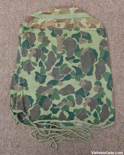 Camouflage Helmet Cover With Mosquito Net