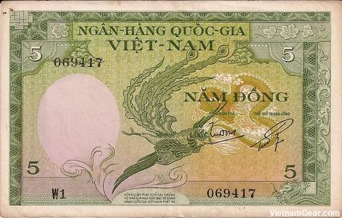 South Vietnam Dong