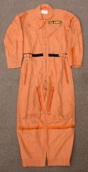 Indian Orange Summer Flying Coveralls