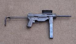 M3A1 Submachine Gun 'Grease Gun'