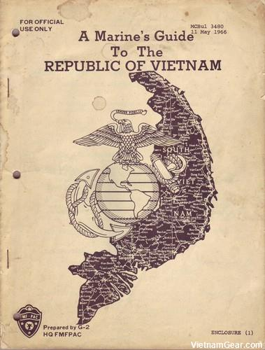 A Marine's Guide To The Republic of Vietnam