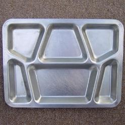 Mess Hall Tray