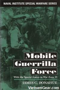 Mobile Guerrilla Force by James Donahue.