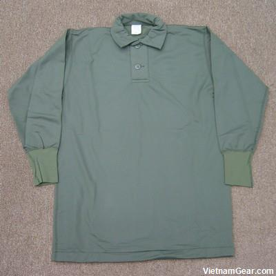 Nylon Sleeping Shirt
