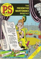 Preventive Maintenance Monthly