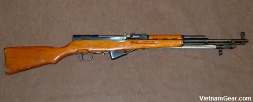 Chinese Type 56 SKS Carbine