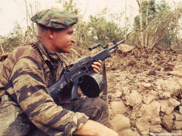 Vietnam War Photos - Korean Forces