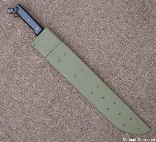 Machete Sheath - Plastic