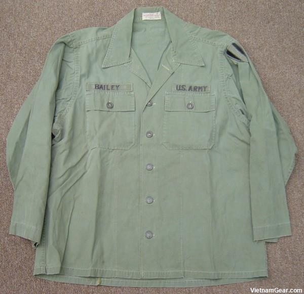 Locally Made Army Utility Shirt