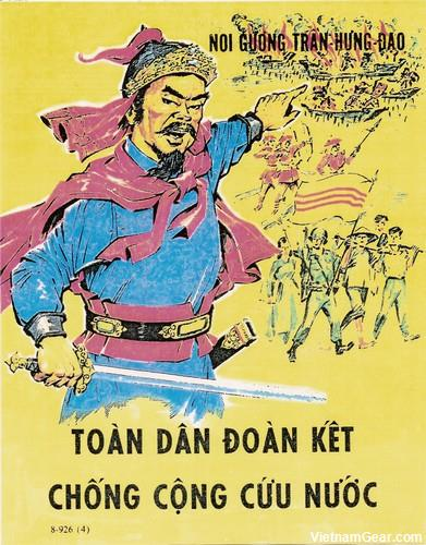 Handout  - National Hero Tran Hung Dao