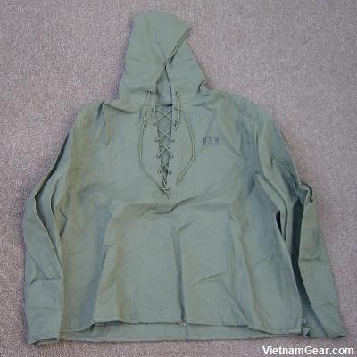 US Navy Pullover Wet Weather Parka