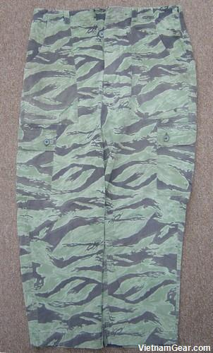 Tiger Stripe - Vietnamese Marine Corps 2nd pattern