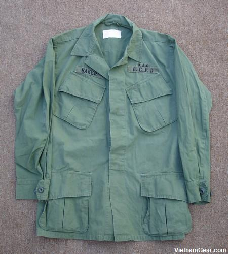 Tropical Combat Jacket 3rd Pattern