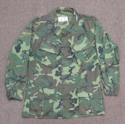 Tropical Combat Jacket 3rd pattern - ERDL