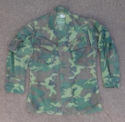 Tropical Combat Jacket 4th pattern - ERDL