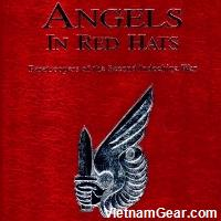 Angels In Red Hats by Mike Martin