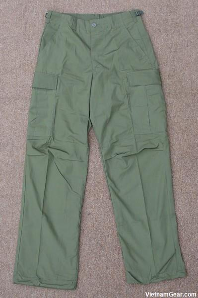 Tropical Combat Trousers 4th Pattern