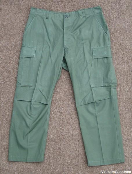 Tropical Combat Trousers 5th Pattern