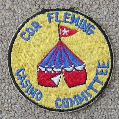 Casino committee Patch.