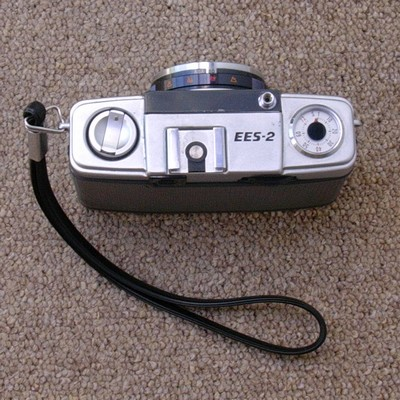 SOG Issue Olympus Camera - top view.