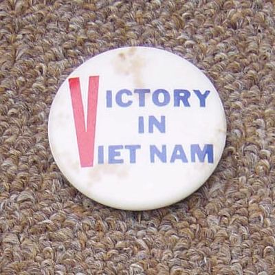 Victory in Vietnam Badge.