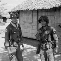 ARVN soldiers on patrol